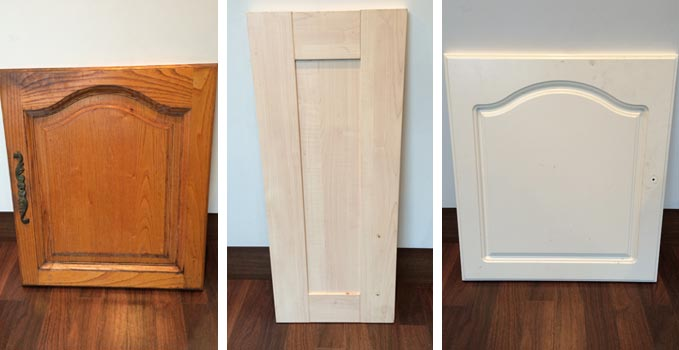 Examples of some of the door matching requests