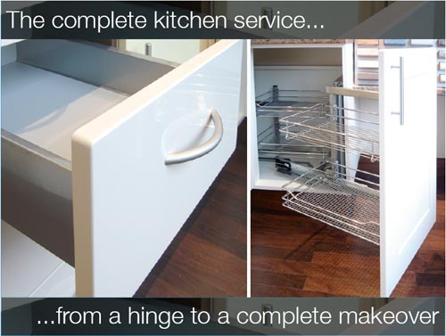 The complete kitchen service
