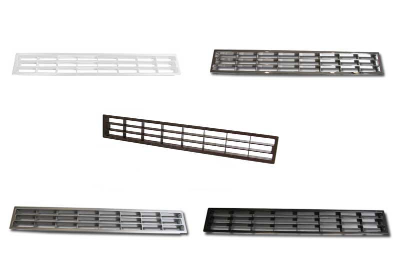 Kitchen Ventilation Grills
