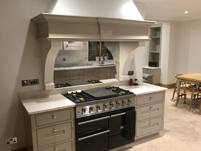 Bespoke joinery for your kitchen