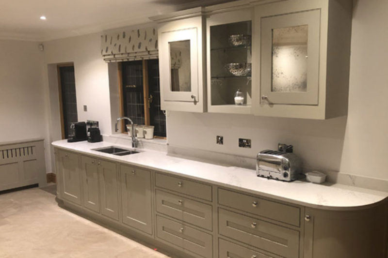 Our bespoke joinery services