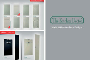 The Kitchen Doctor 2020 Made to Measure Doors Brochure